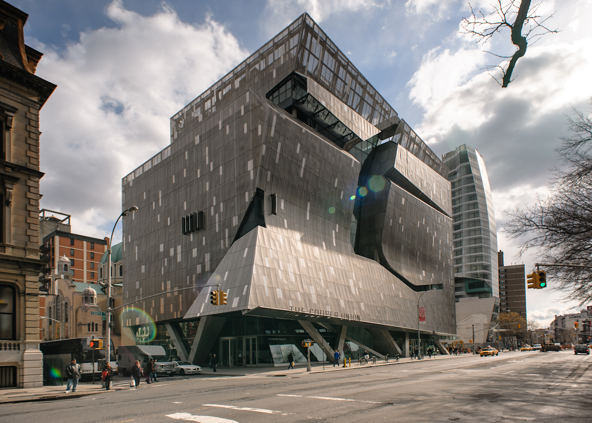 architecture firms morphosis
