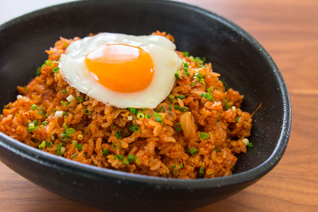 Korean food kimchi fried rice kimchi is one of those foods that either makes people drool or recoil in horror a staple of the korean diet the spicy forumfinder Image collections