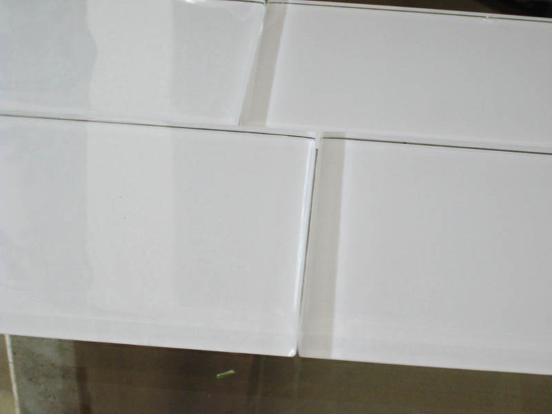 New No Grout Gl Tile Walls Bx81